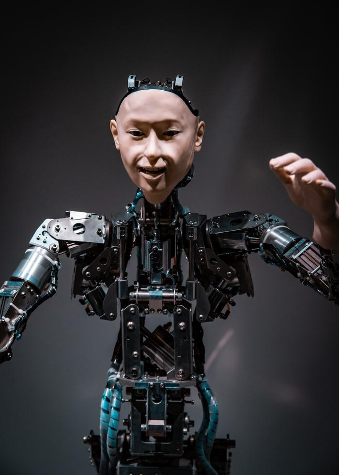 人工智慧也有喜怒哀樂!機器人連細微表情都做得到囉!